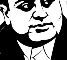 Al Capone Portrait Sticker