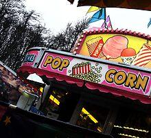 Popcorn...Peanuts..... by Dawn Palmerley