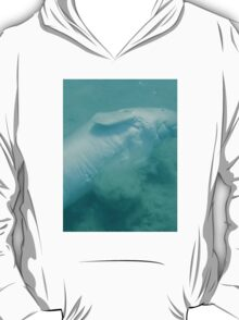 Dugong on its side stirring up T-Shirt