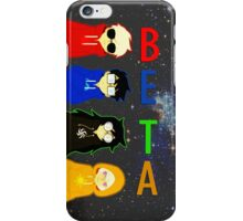 Beta Kids iPhone Case/Skin