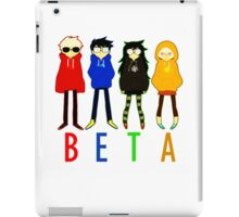 Beta Kids iPad Case/Skin
