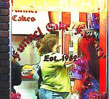 Funnel cake shop... by raindancerwoman