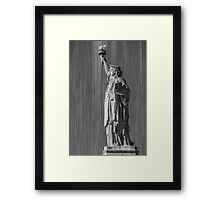 Statue of Liberty New York Framed Print