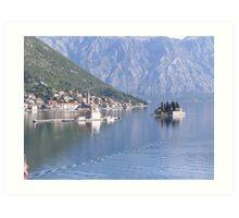 Scenic Europe Art Print
