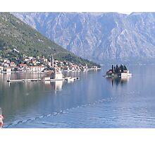 Scenic Europe Photographic Print