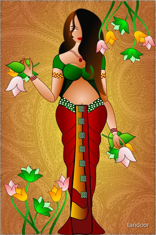 VrikshaDevi by tandoor