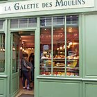 La Galette de Moulins by phil decocco