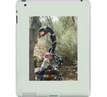DIFFERENT SEAT iPad Case/Skin