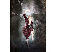 Just dancing in the dark Photographic Print