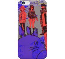 Anime/Manga printed design iPhone Case/Skin
