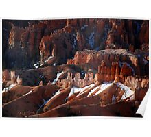 Red Earth - Bryce Canyon Poster
