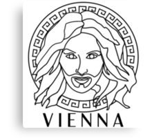 The Unstoppable Icon of Vienna Canvas Print