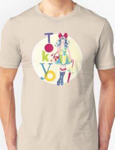 Fashion Tokyo City Woman  T-Shirt