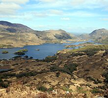 Killarney lakes by John Quinn