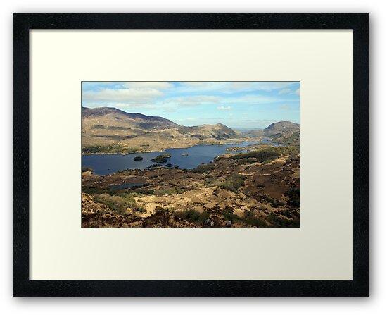 Killarney lakes 2 by John Quinn