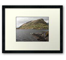 Killarney lakes 5 Framed Print