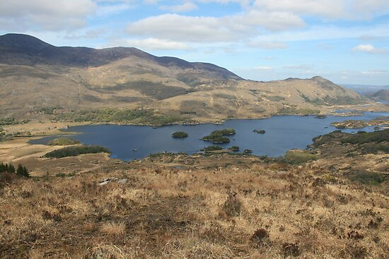 Killarney lakes 9 by John Quinn