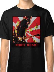 Obey slash Classic T-Shirt