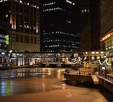 Milwaukee in the Winter by keennyy826