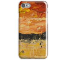 Abstract Seaview iPhone Case/Skin