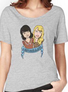 Garfunkel & Oates Women's Relaxed Fit T-Shirt