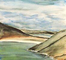 The Beach by Alan Hogan