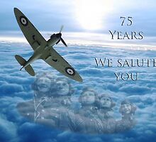 The Battle of Britain 75 Years by SteveWard
