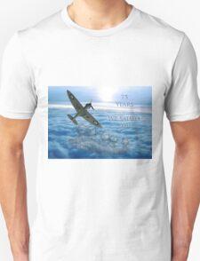 The Battle of Britain 75 Years Unisex T-Shirt