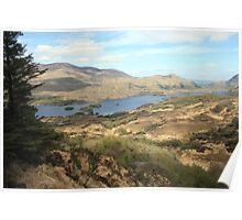 Killarney lakes 10 Poster