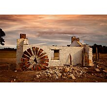 Perry's Cottage - Western Australia Photographic Print