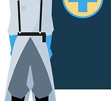 Vector Medic - BLU by Hayzlenut
