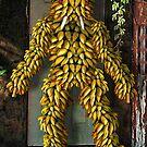 The Banana Man by GolemAura