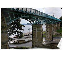 Valley Bridge. Poster