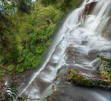 Russell Falls, Tasmania by Kevin McGennan
