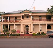 Cooktown Bank by Veronicar