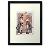 handfasting Framed Print
