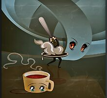 and the saucer ran away with the spoon by kaberoo
