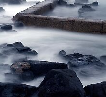 Outflow. by Steve Chapple