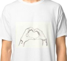 Love, Harry and Louis Classic T-Shirt