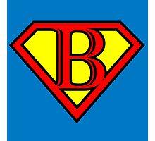 Super B Photographic Print