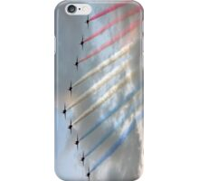 Red Arrows - Arrival iPhone Case/Skin