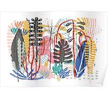 Botangle card Poster