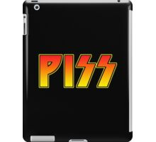 PISS iPad Case/Skin