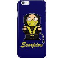 Scorpion (Demonoids) iPhone Case/Skin