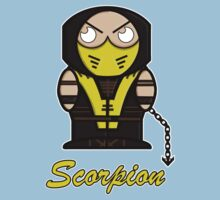Scorpion (Demonoids) Kids Clothes