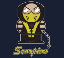 Scorpion (Demonoids) Kids Tee