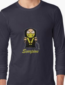 Scorpion (Demonoids) Long Sleeve T-Shirt