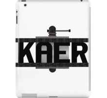 Kaer Press Swag iPad Case/Skin