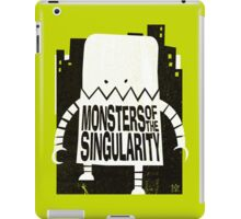 Robot Monster iPad Case/Skin