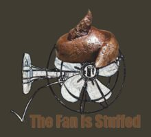 the fan is stuffed by JohnOfLightning